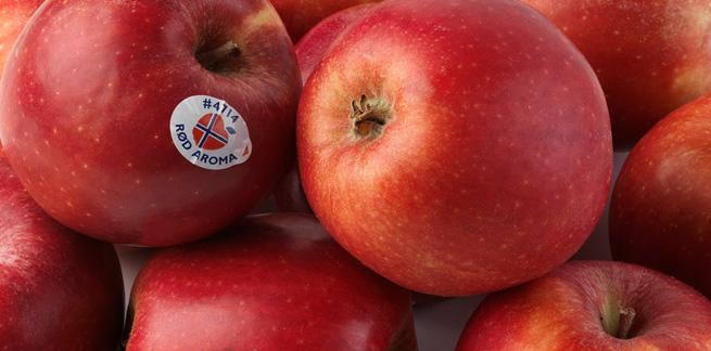 inneholder epler syre