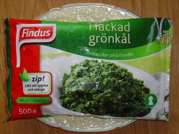 Grønnkål fra Sverige